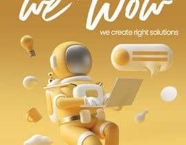 widedesign tarafından very creative Social media Ad Design for an advertising agency için no 125