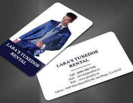 #37 for Bussines Cards for Tuxedo Rental *Contest* af Shuvo4094