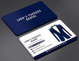 #143 for Bussines Cards for Tuxedo Rental *Contest* af Shuvo4094