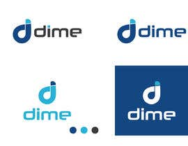 #159 for Design a logo for Dime(Be Original) by taziyadesigner