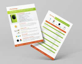 #32 for Design a Brochure for a new electrical product af sixtyninedesign