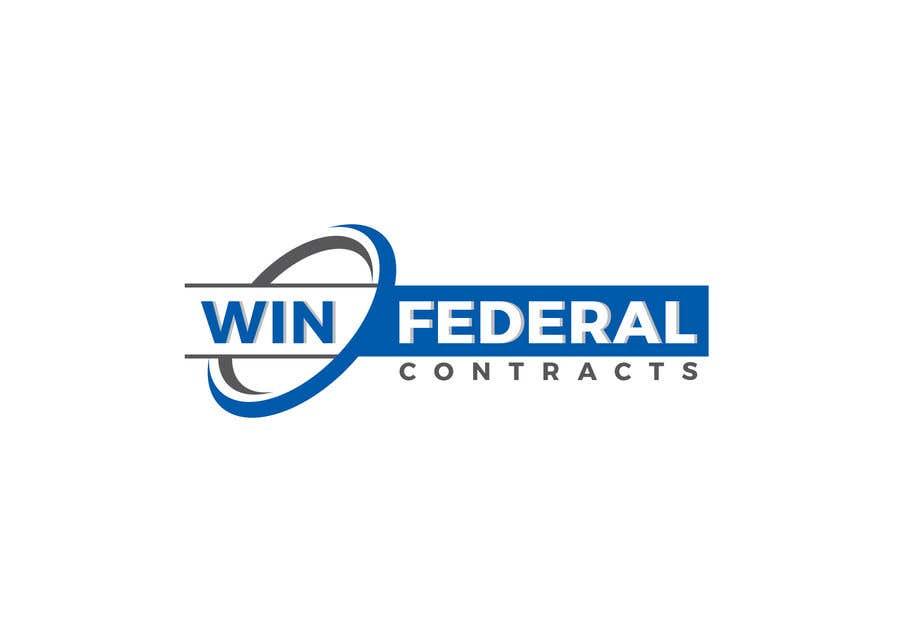 Penyertaan Peraduan #                                        281                                      untuk                                         Logo for Federal Contracting Consulting company
