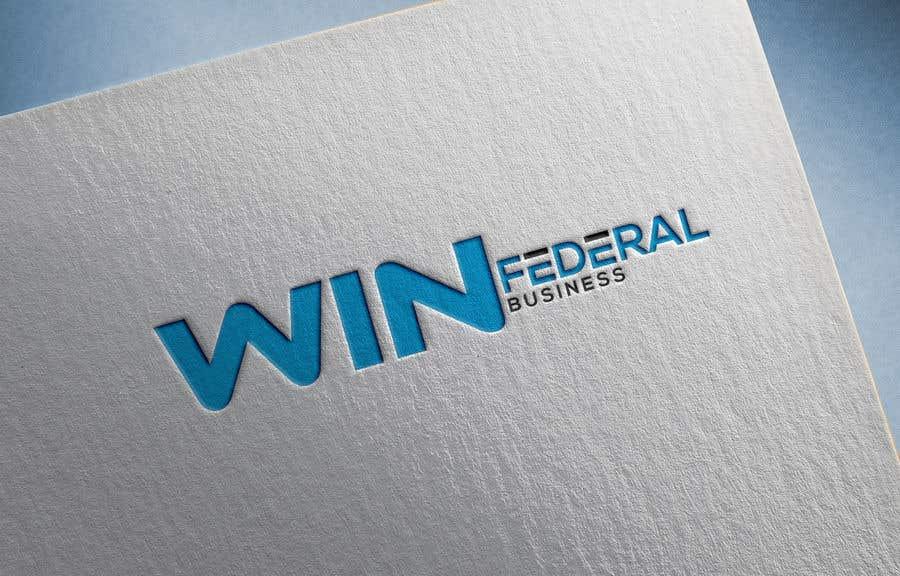 Penyertaan Peraduan #                                        396                                      untuk                                         Logo for Federal Contracting Consulting company