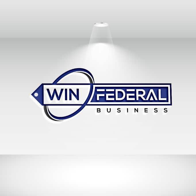 Penyertaan Peraduan #                                        397                                      untuk                                         Logo for Federal Contracting Consulting company