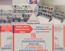 #217 for SYS Rental Flyer by MaishaTanjum123