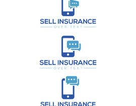 """#99 for Logo for """"Sell Insurance Over Text"""" by Ekramul2018"""