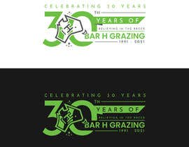 #289 for Create a logo to represent 30years in business by designbyrakib