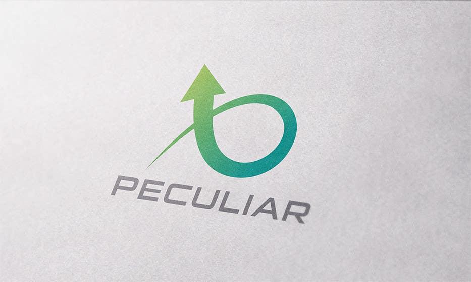 Kilpailutyö #16 kilpailussa Design a Logo for Peculiar