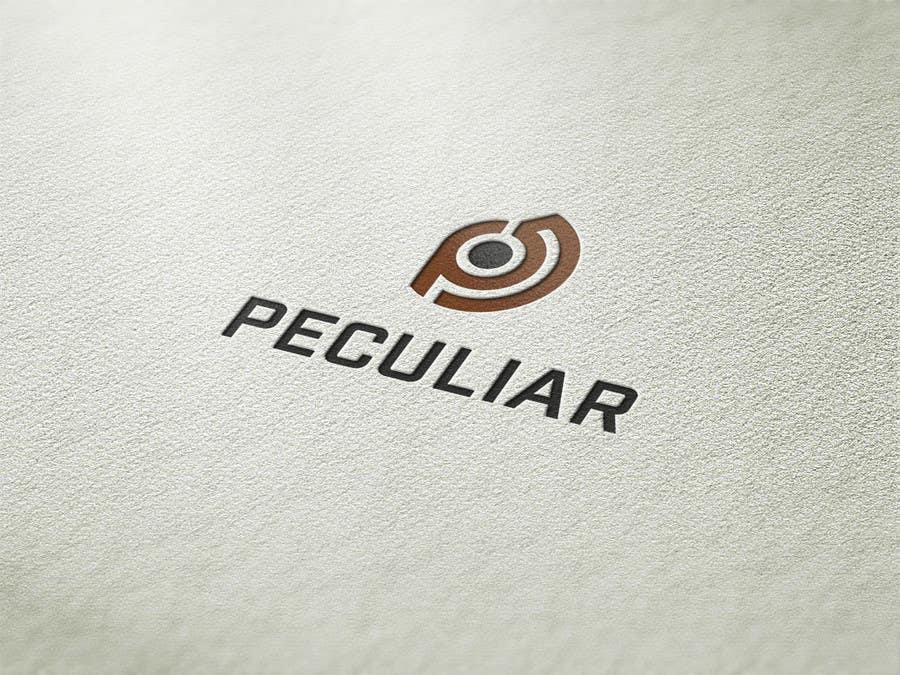 Contest Entry #85 for Design a Logo for Peculiar