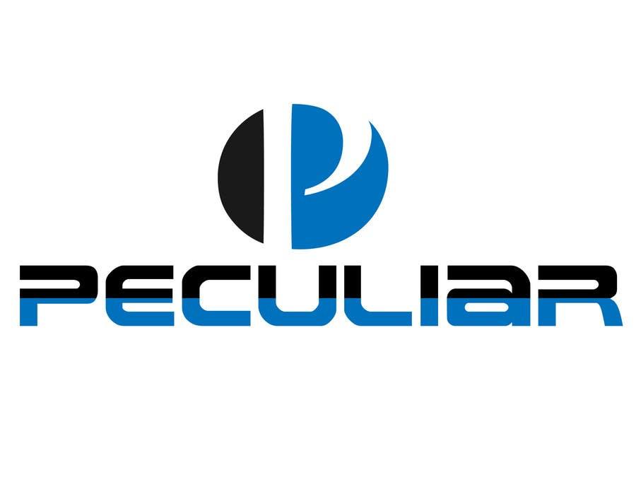 Contest Entry #44 for Design a Logo for Peculiar