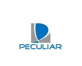 Nro 72 kilpailuun Design a Logo for Peculiar käyttäjältä Graphicsuite