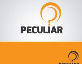 #95 para Design a Logo for Peculiar por designblast001