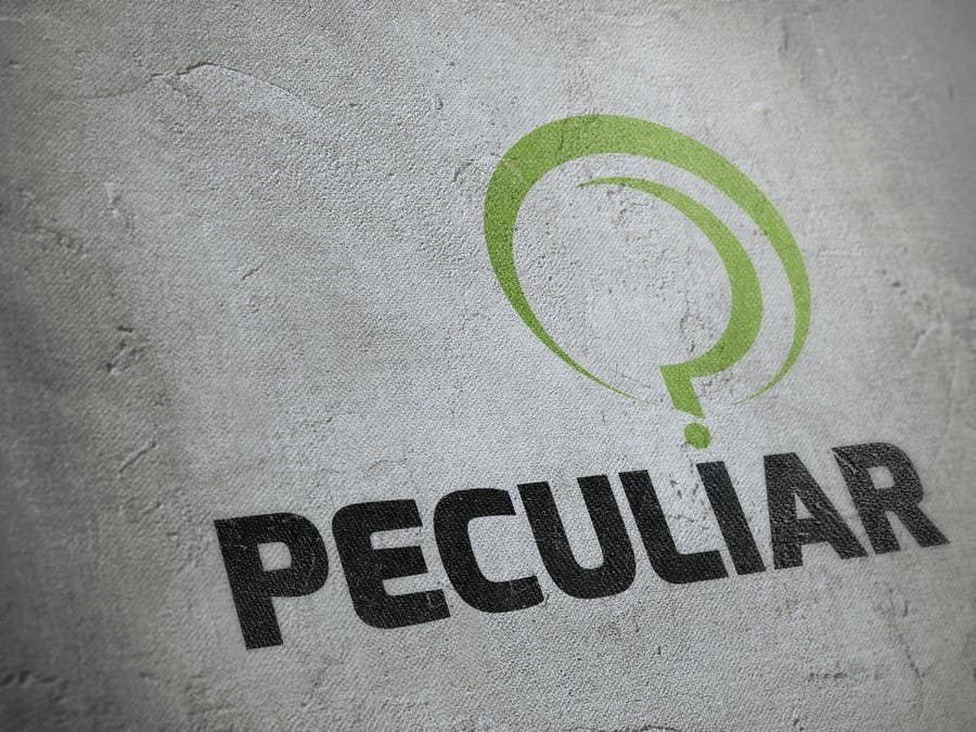 Contest Entry #99 for Design a Logo for Peculiar