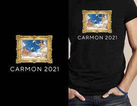 #62 for Design a streetwear/fashion black tshirt with my logo by khaladmostofa
