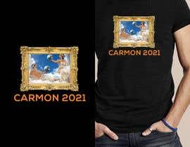 #63 for Design a streetwear/fashion black tshirt with my logo by khaladmostofa