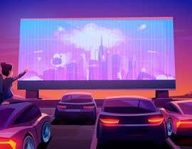 Nro 20 kilpailuun Create a 3D poster for a game käyttäjältä poudelsanskar8