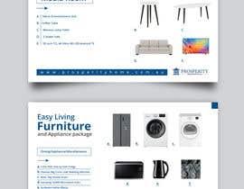 #105 untuk Create Furniture package brochure oleh mihossain247