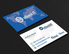 #184 for Business card design by putulkhan