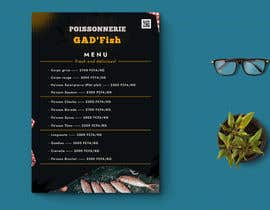#115 for Design a Fish shop Poster by graphichutbd