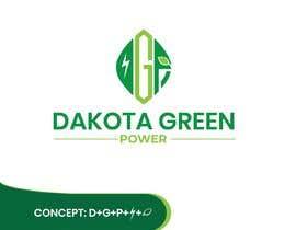 "#168 cho ""Dakota Green Power"" Company Logo Design bởi oyon01"