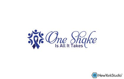 #24 untuk Design a Logo for One Shake Is All It Takes Non-Profit Organziation oleh SergiuDorin
