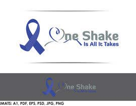 #14 untuk Design a Logo for One Shake Is All It Takes Non-Profit Organziation oleh tolomeiucarles