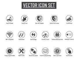 #13 for Build an Icon set af sonudhariwal24