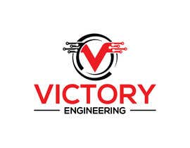 """#267 untuk Design a logo for an engineering firm called """"Victory Engineering"""" oleh msttsm99"""