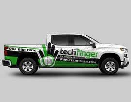 Nro 10 kilpailuun Vehicle Car Wrap käyttäjältä Pictorialtech