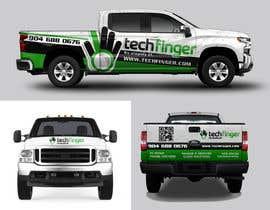 Nro 37 kilpailuun Vehicle Car Wrap käyttäjältä Pictorialtech