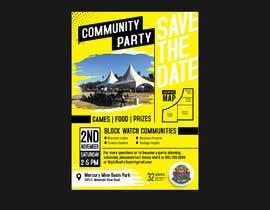 #30 for Flyer for Community Event af azadrahman2013