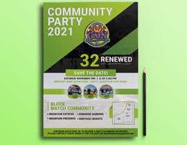 #44 for Flyer for Community Event af imranislamanik