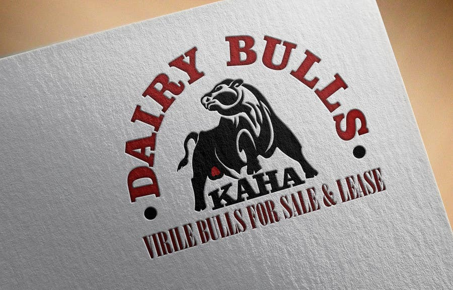 Contest Entry #58 for Design a Logo for Kaha Dairy Bulls