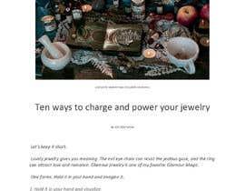 #15 cho I need instructions on how to enchant crystals and pendants bởi sahajoydeep73