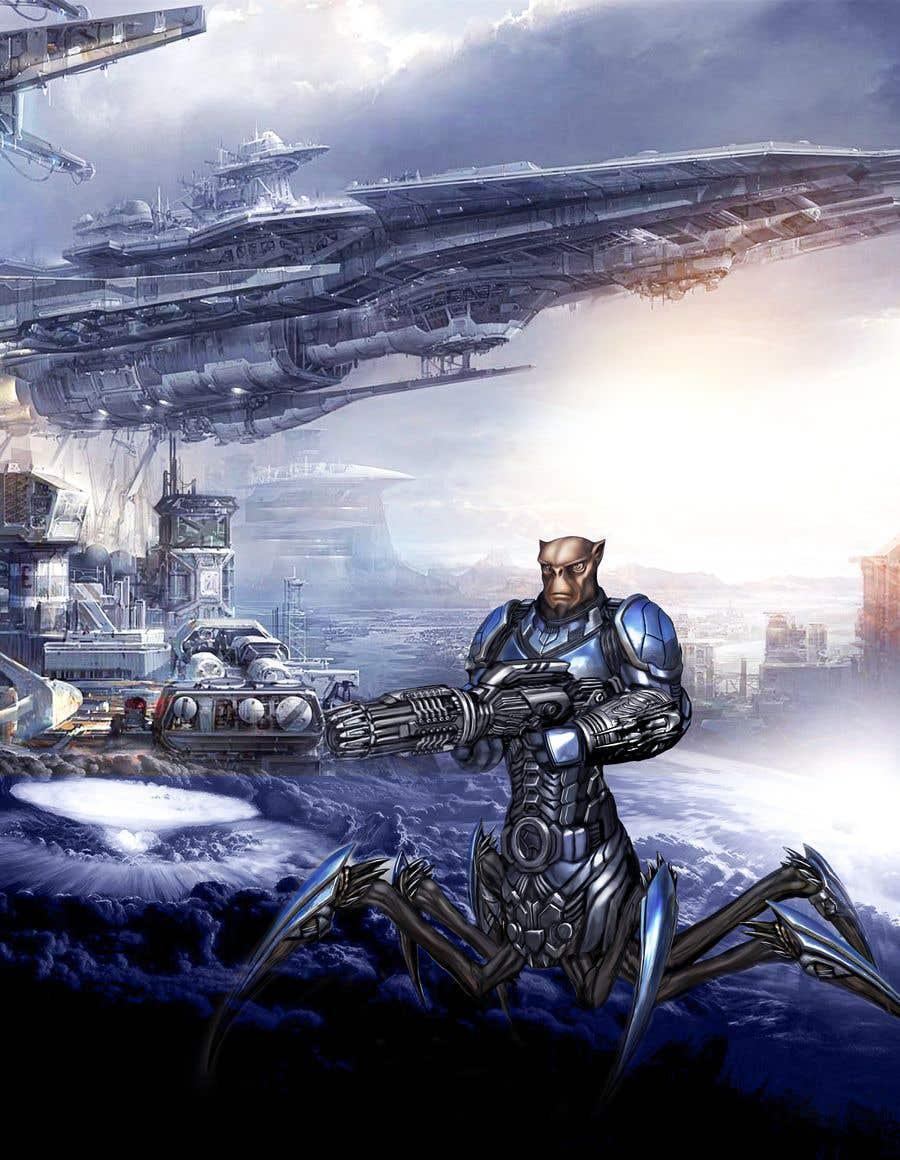 Конкурсная заявка №                                        21                                      для                                         Star war style image creator