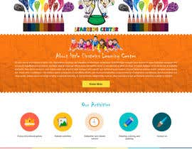 #2 for Design a Website Mockup for Little Einstein's Learning Center (Daycare) af ravinderss2014