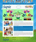 Graphic Design Inscrição do Concurso Nº29 para Design a Website Mockup for Little Einstein's Learning Center (Daycare)
