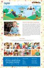 Graphic Design Inscrição do Concurso Nº31 para Design a Website Mockup for Little Einstein's Learning Center (Daycare)