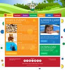 Graphic Design Inscrição do Concurso Nº35 para Design a Website Mockup for Little Einstein's Learning Center (Daycare)