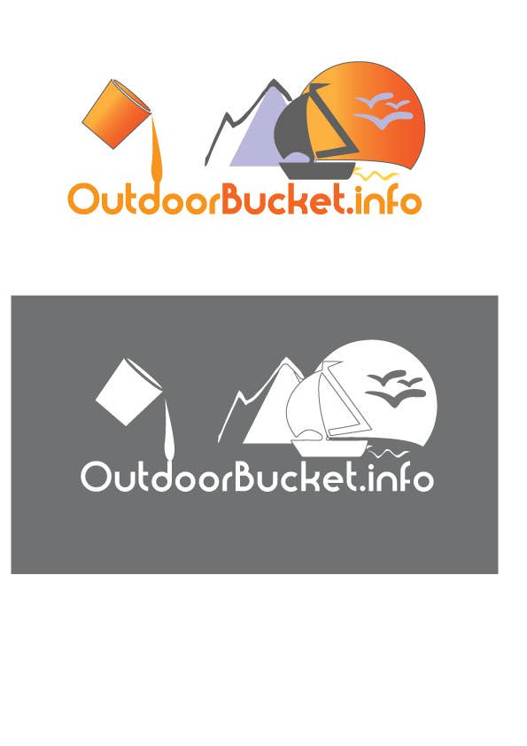 Contest Entry #                                        9                                      for                                         I need some Graphic Design for OutdoorBucket.info