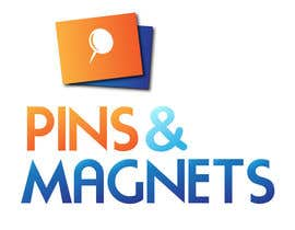 #32 cho Design a Logo for a pin and magnet company bởi ciprilisticus