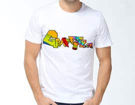 #41 for Design a Logo for T shirt af amlike