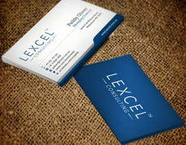 #139 for Design some Business Cards for Lexcel Consulting af mdreyad