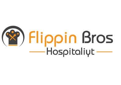 #25 untuk Design a Logo for Flippin Bros Hospitality -- 2 oleh mdrashed2609
