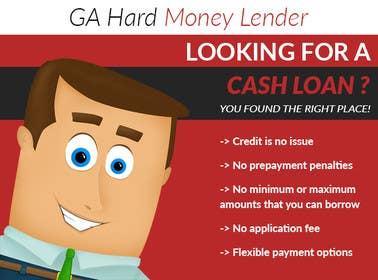 #9 cho Design a Banner for GA Hard Money Lender bởi goranjokanovic