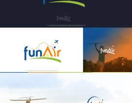 nº 16 pour Design a Logo for FunAir.ca par ramandesigns9