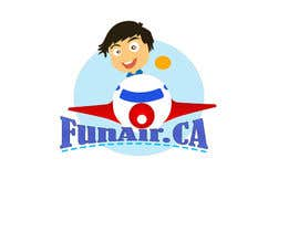 #14 for Design a Logo for FunAir.ca af Farzeel26
