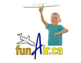#2 for Design a Logo for FunAir.ca by armaula1984