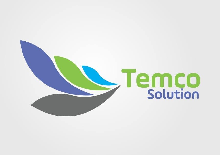 Contest Entry #                                        6                                      for                                         Design a Logo for Temco Solution