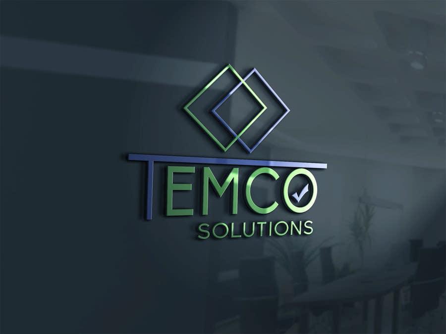 Konkurrenceindlæg #39 for Design a Logo for Temco Solution